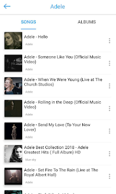 Free Music MP3 Player & Download Music downloaderのおすすめ画像3