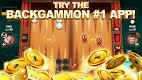 screenshot of Backgammon Live: Play Online Backgammon Free Games