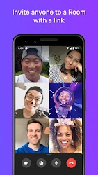 Messenger – Text and Video Chat for Free .APK Preview 4