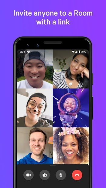 Messenger – Text and Video Chat for Free screenshot 3