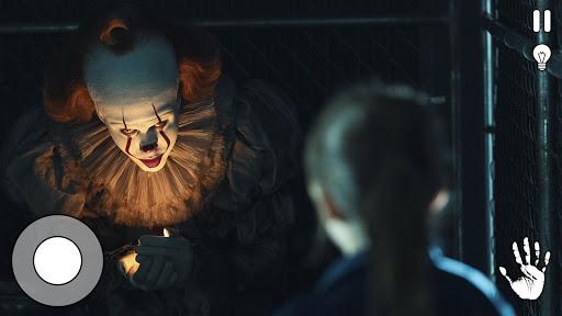 Scary Horror Clown Survival: Death Park Escape 3D  screenshots 1