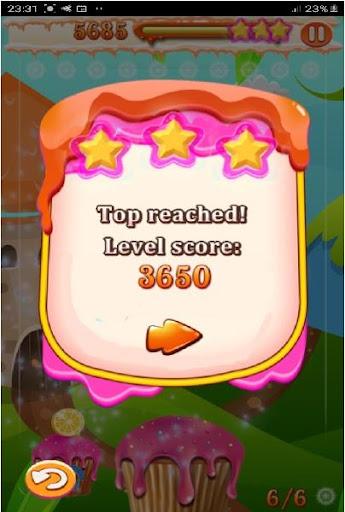candy game : shooter game fun screenshot 3