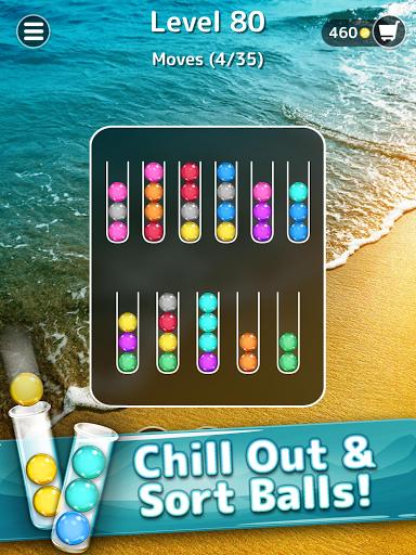 Ballscapes: Ball Sort Puzzle & Color Sorting Games  screenshots 9