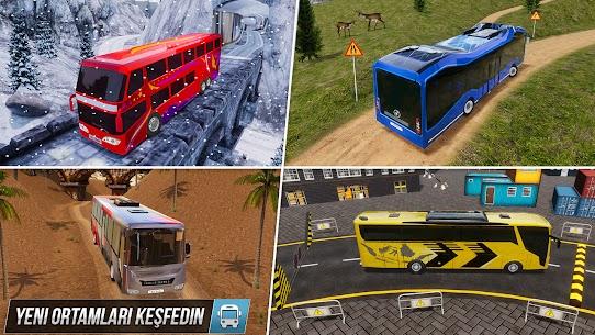 Sürüş Otobüs Park Etme Oyunu 2020: Otobüs oyunları 5