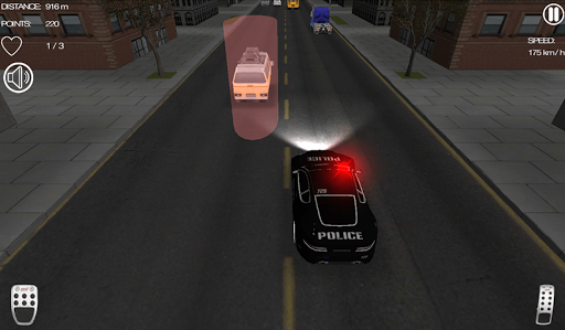 Police Car Racer 19 screenshots 8