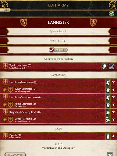 War Council screenshots 6