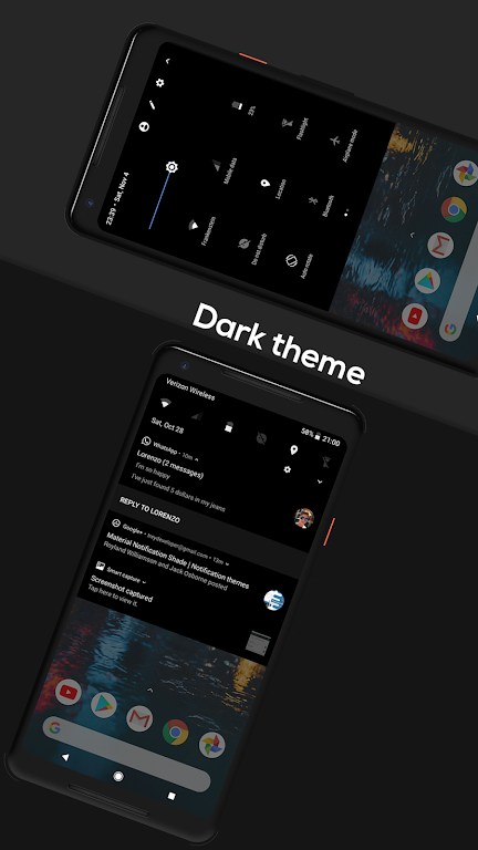 Material Notification Shade poster 3