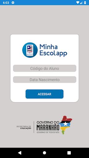 Minha EscolApp 0.38 Screenshots 1