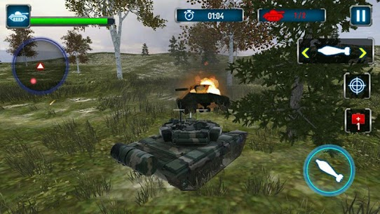 Tank Strike 3D MOD APK 3