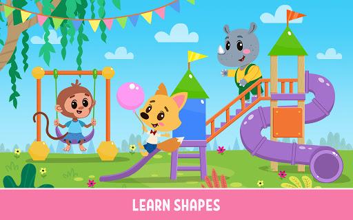 preschool learning games for toddlers & kids screenshot 1