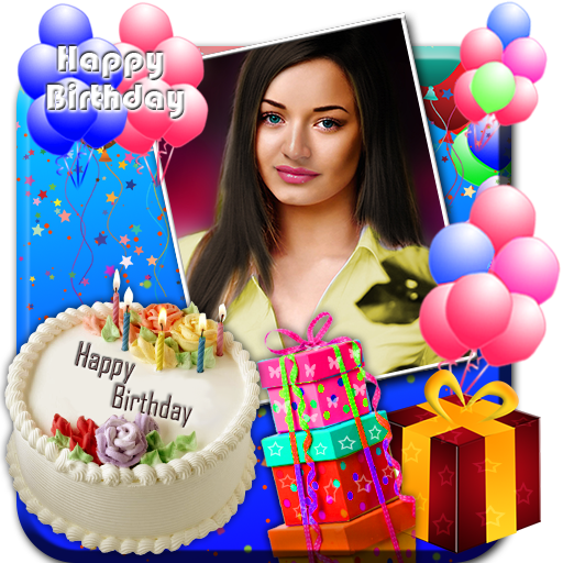 Birthday Photo Frames Greetings And Cakes 2021 Apps On Google Play