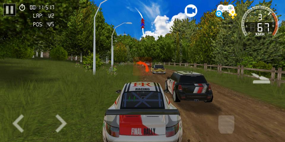 Final Rally: Extreme Car Racing  poster 5