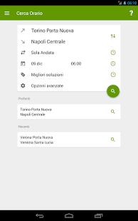 Train Timetable Italy 8.18.20 Screenshots 8
