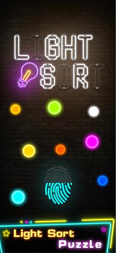 Light Sort Puzzle 1.4.1 screenshots 1