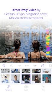 feedeo – insta video maker Apk Download NEW 2021 4