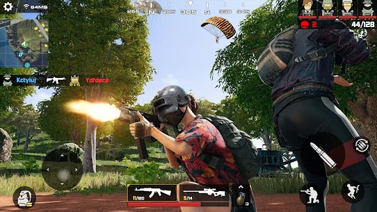 Encounter Strike:Real Commando Secret Mission 2020 Mod 1.2.0 Apk (Unlimited Money/ Grenades/ Medpaks) 5