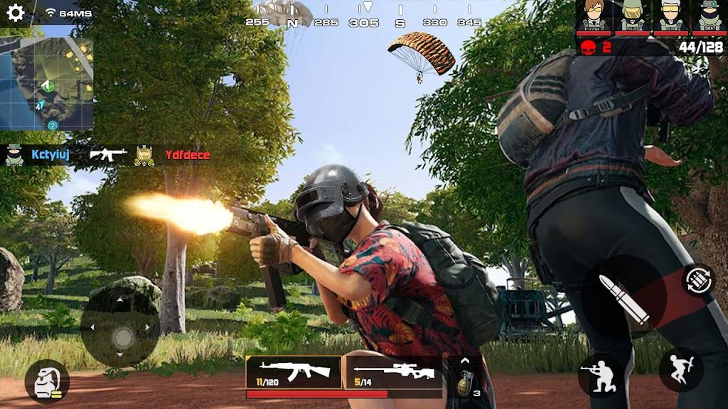 Encounter Strike:Real Commando Secret Mission 2020  poster 4