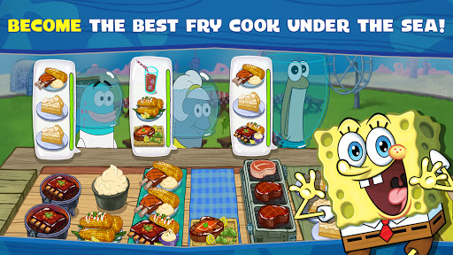 SpongeBob Krusty Cook-Off  screenshots 3