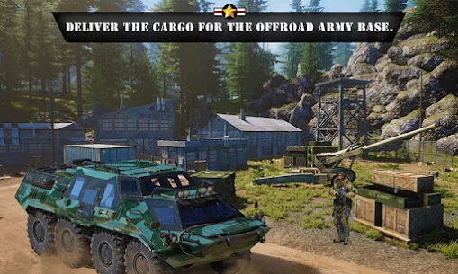 Truck Driver Army Game 2021 2
