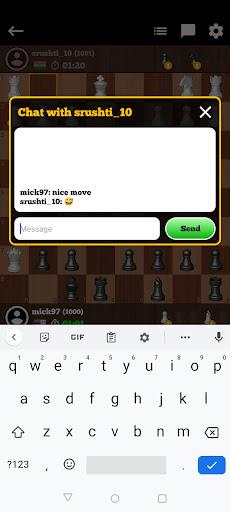Chess Online - Duel friends online!  screenshots 3