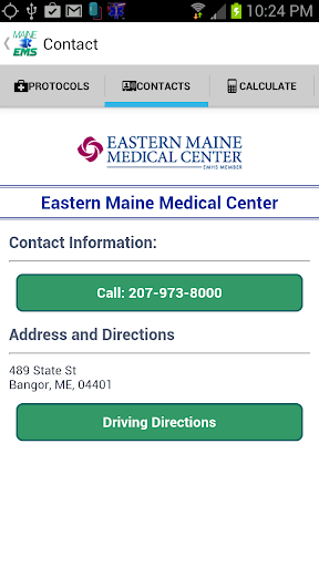 Maine EMS For PC Windows (7, 8, 10, 10X) & Mac Computer Image Number- 8