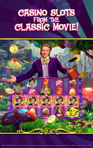 Willy Wonka Slots Free Casino 107.0.979 screenshots 7