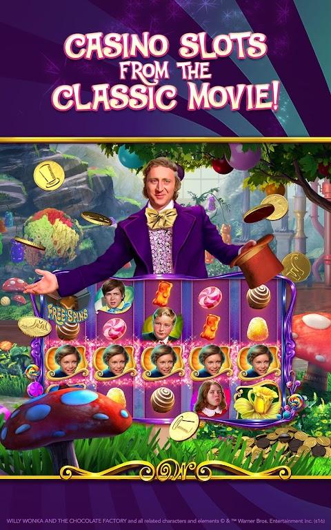 Willy Wonka Slots Free Casino  poster 6
