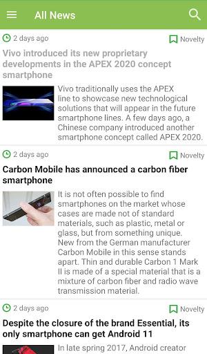 AN1.com - Hi-Tech News  Screenshots 1