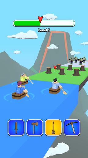 Roblock Transform Run - Epic Craft Race apkpoly screenshots 18