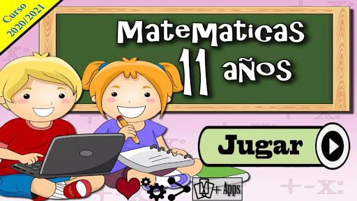 Matemu00e1ticas 11 au00f1os 1.0.21 screenshots 1