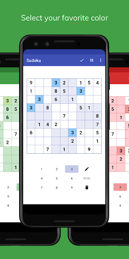 Sudoku - Free & Offline 2.4.0 Screenshots 6
