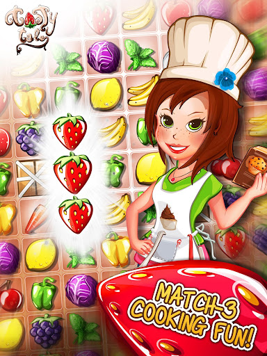 Tasty Tale: puzzle cooking game Apkfinish screenshots 9