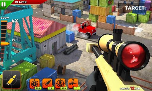 stickman battle : online shooter 3d screenshot 1
