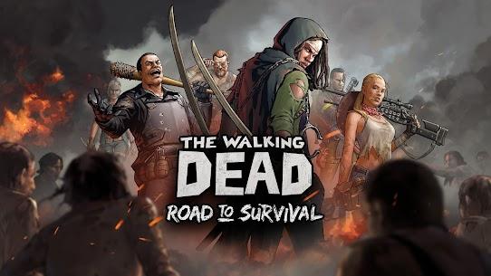 Walking Dead Road to Survival MOD APK (Unlimited Gold) 1