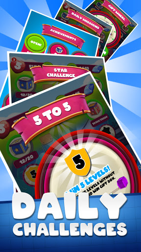 Toy Box Story Party Time - Free Puzzle Drop Game!  screenshots 7