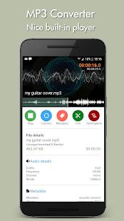 MP3 Converter 5.4 Screenshots 6