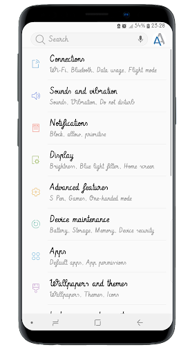 Stylish Fonts for FlipFont with Font Resizer  screenshots 3