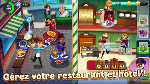 Télécharger gratuit Diner DASH Adventures – a cooking game APK MOD 2