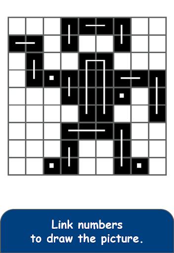 FCross Link-A-Pix puzzles 252 screenshots 7