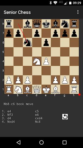 Senior Chess screenshots 1