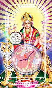 Durga Devi Clock Live Wallpaper 1.0.3 Mod APK Updated 1