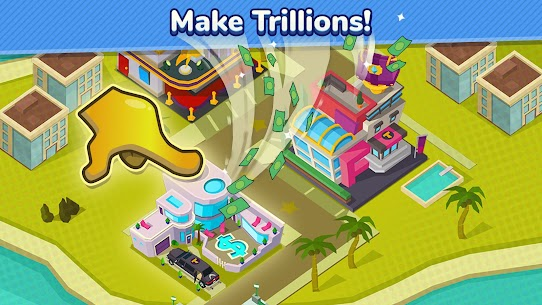 Download Taps to Riches Mod Apk 2021 [Unlimited Money/Gems] 8