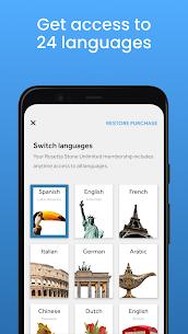 Rosetta Stone v8.10.0 Mod APK 3