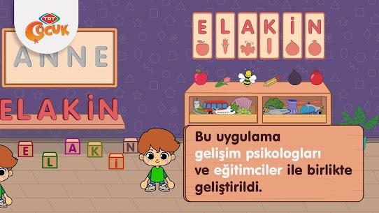 TRT Çocuk Anaokulum Apk Güncel 2021* 5