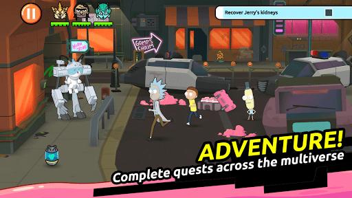 Rick and Morty: Clone Rumble 1.3 Screenshots 3
