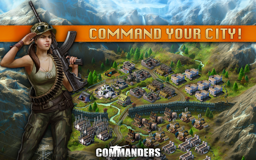 Commanders 3.0.7 screenshots 17