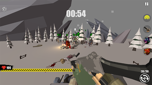 Merge Gun: Shoot Zombie 2.8.6 screenshots 5