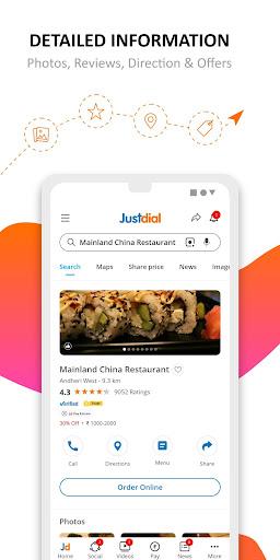 JD -Search, Shop, Travel, Food, Live TV, News 7.4.6 Screenshots 4
