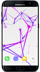 3D Abstract Particle Plexus Live Wallpaper APK 3