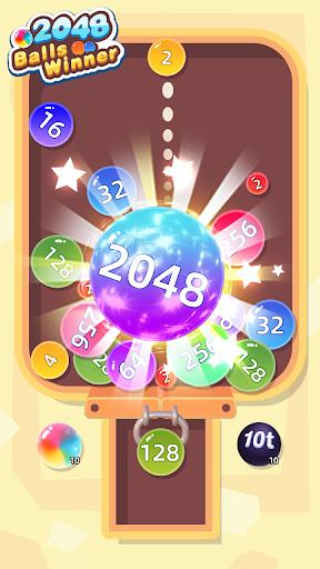 2048 Balls Winner 1.1.0 screenshots 1